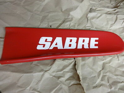 Sabre Chainsaw Red Rubber Bar Protector 16 Inch Bar