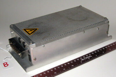 Pfeiffer Balzers Model TCP 120 Turbo Vacuum Pump Controller (b)