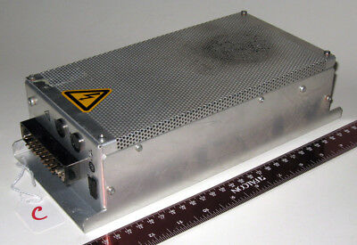 Pfeiffer Balzers Model TCP 120 Turbo Vacuum Pump Controller (c)