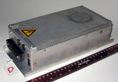 Pfeiffer Balzers Model TCP 120 Turbo Vacuum Pump Controller (d)
