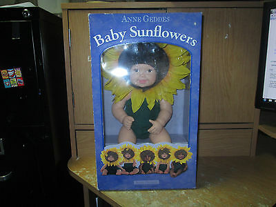 Baby Sunflowers Doll By Anne Geddes. Mip! Check It Out!