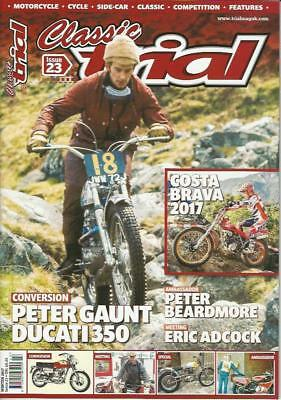 CLASSIC TRIAL MAGAZINE - Issue 23 (NEW)*Post included to UK/Europe/USA/Canada