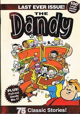 The Dandy - Last Ever Issue