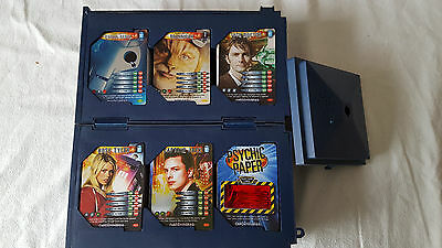 Doctor Who trading cards, huge lot