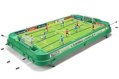 Stiga Tisch Fussball Spiel World Champs Table Soccer Game