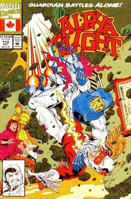 Alpha Flight #113 Vol.1 Vf/nm (X-Men)