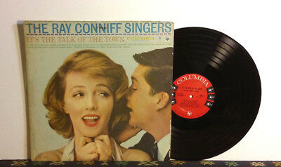 Ray Conniff Singers – It's The Talk Of The Town (LP 1959) Easy Listening Jazz