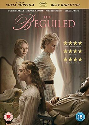 The Beguiled(DVD + Digital Download) [2017] - DVD  G1VG The Cheap Fast Free Post