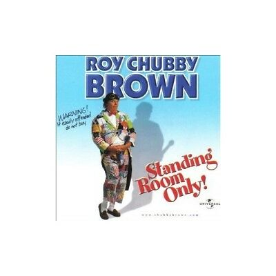 "Roy ""Chubby"" Brown - Standing Room Only - Roy ""Chubby"" Brown CD YGVG The Cheap"