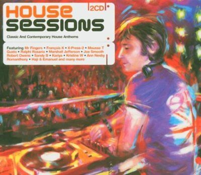Various Artists - House Sessions: Classic and Conte... - Various Artists CD NCVG