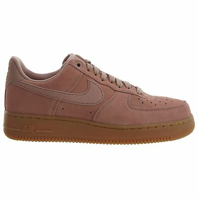 check out 965f7 67192 Nike Air Force 1 07 LV8 Suede Mens AA1117-600 Particle Pink Gum Shoes Size