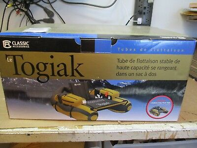 Classic Accessories Togiak 32-007-014001-00 Stable Pontoon Float Tube New