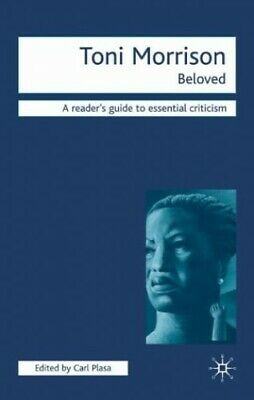 Toni Morrison - Beloved (Readers' Guides to Essential Criticism) Paperback Book