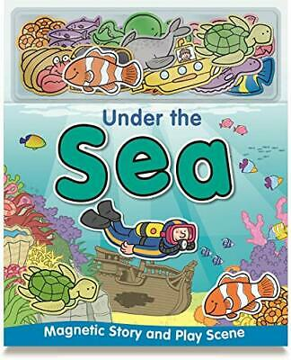 Under the Sea (Magnetic Play Scenes) by Ranson, Erin Book The Cheap Fast Free