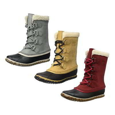 Slim Leather Size 7 Sorel Caribou Waterproof Winter 5 Womens Boots F5K1Tlc3uJ