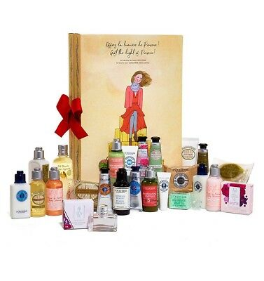 L'OCCITANE Advent Calendar - Worth £87 - LIMITED STOCK - Sold out elsewhere!