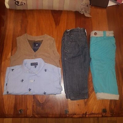 Boys Bundle Next & Ted Baker Age 6 - 9 Months