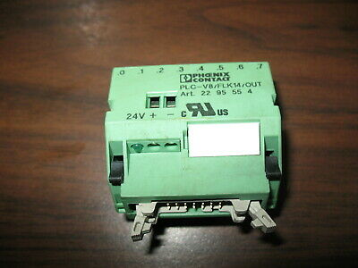 Phoenix Contact PLC-V8/FLK14/OUT Adapter 2295554