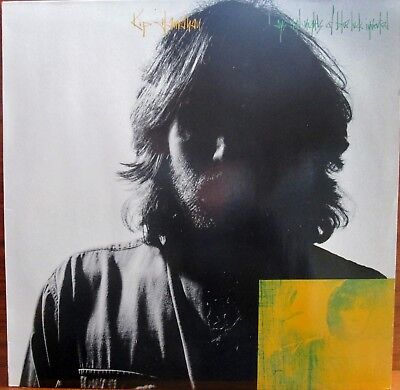Lp -  Kip Hanrahan  = Days And Night In Blue Luck Inverted ....   1987  (Jazz)