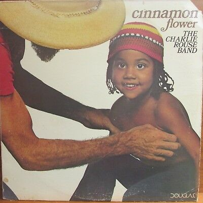Lp - Charlie Rouse Band = Cinnamon Flower ...............  1977 (Jazz/funk/soul)