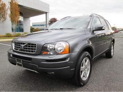 2007 Volvo XC90 3.2 2007 Volvo XC90 3.2 AWD Navigation Third Row Seating Serviced Super Clean SUV