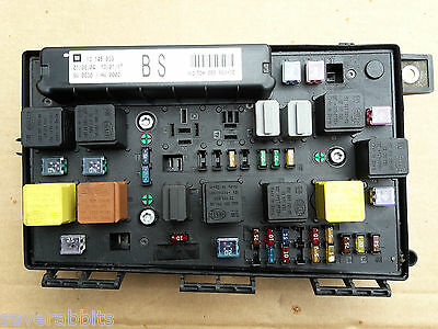 fuse box on vauxhall meriva fuse box on vauxhall zafira 2007 vauxhall astra mk5 zafira b 2004-2009 power steering pump ...