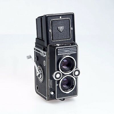 Rollei Magic Medium Format 6x6 Film Twin Lens Reflex Collectible