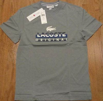 0f590a29 Mens Authentic Lacoste
