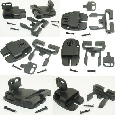 10 Set Spa Hot Tub Cover Broken Latch Repair Kit Clip Lock with key and hardware
