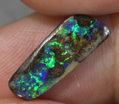 Boulder Opal Solid Cut Stone 3.73 cts