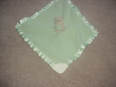 Lovey Baby Blanket Winnie The Pooh Security Blanket Lovely  Euc