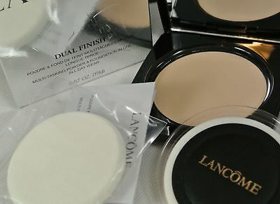 Lancome Dual Finish Powder & Foundation in one all day wear - #220