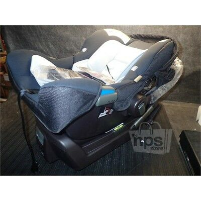 Nuna Pipa Baby Car Seat and Base, 4-32lbs, Polyester/Plastic, Night, CF-02-001*