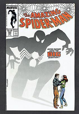 Amazing Spider-Man #290 Marvel Comics 1987 VF/NM Peter Asks MJ to Marry Him