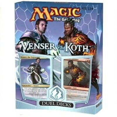 MTG Magic the Gathering English BNIB Duel Decks: Venser vs Koth