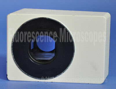 Spacer with polarizing lens for Olympus BX ? Microscope