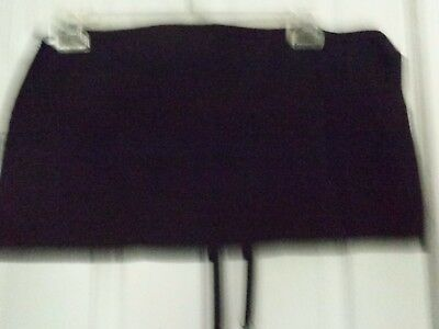 Fame Apron With 3 Part Divided Pocket Euc Made In The U.s.a.