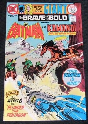 Brave and the Bold #120 (1975) DC Giant High Grade NM 9.2 CA958