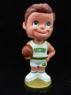 Vintage Nba Seattle Supersonics Bobble Head