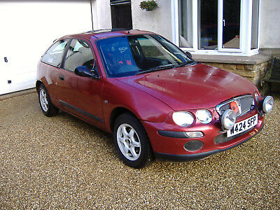 Rover 25 Targa/road Rally Car,well Prepared,ready To Go,good Spec,  Not Mg Zr