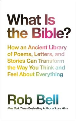 What Is The Bible, Bell, Rob, 9780008259570