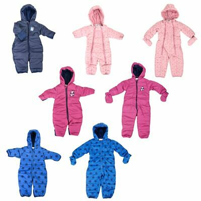 Baby- and kleinkinder-winteroverall Various Colours and Sizes