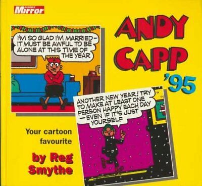 The World Of Andy Capp 1995 By Reg Smythe Paperback Book The Fast