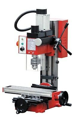 Sieg SX2 500w Brushless Motor Hi-Torque Dovetail Mill Milling & Drill Machine