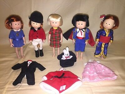 Madeline And Friends Doll Lot  Madeline's Friend Pepito  Eden Learning Curve