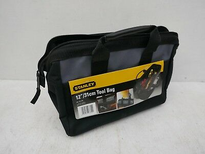 "Stanley 12"" Open Mouth Heavy Duty Tool Bag Holdall 1 93 330"