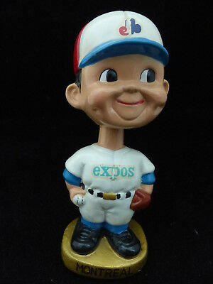 1960's Montreal Expos Bobble Head