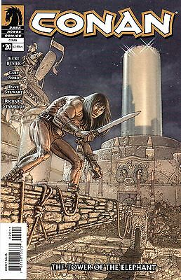Conan Comic 20 Dark Horse 2005 Busiek NordStewartStarkings Tower of the Elephant