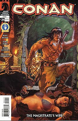 Conan Comic 24 Dark Horse 2006 Busiek NordStewartStarkings The Magistrate's Wife