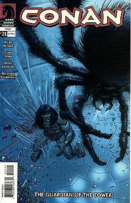 Conan Comic 21 Dark Horse 2005 Busiek NordStewartStarkings Tower of the Elephant